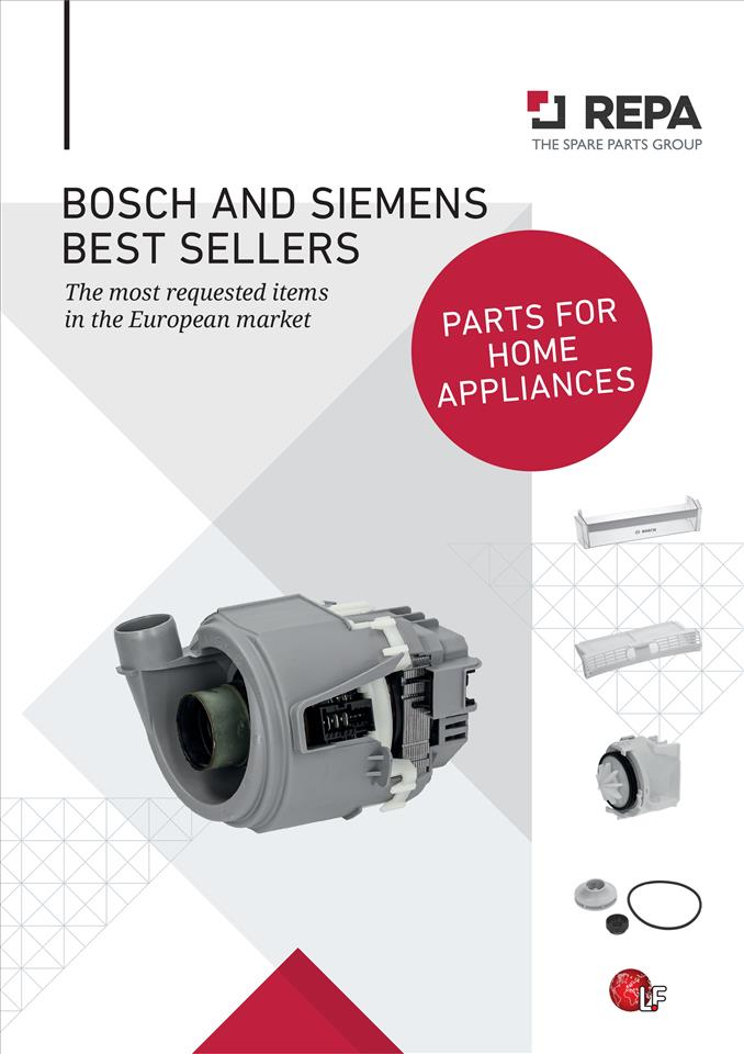 BOSCH-SIEMENS BEST SELLERS EUROPE 10/2020